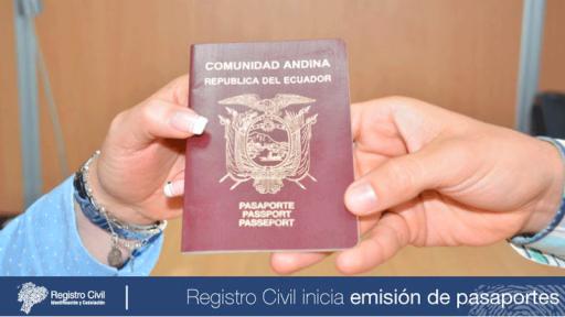 cita para sacar pasaporte