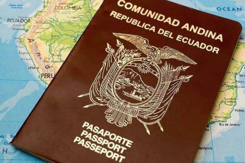 requisitos para sacar pasaporte
