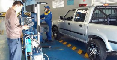 revisión vehicular