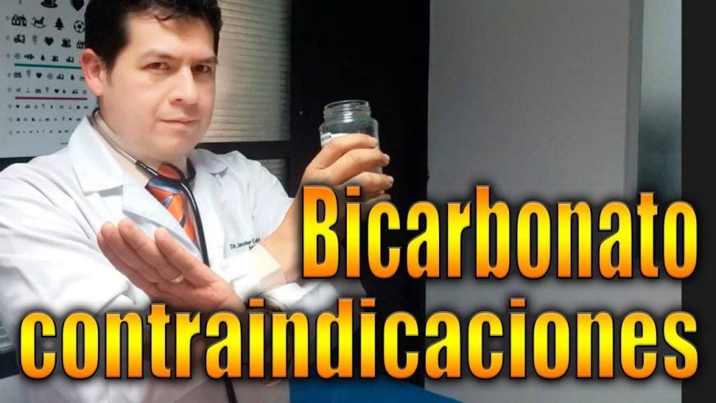 efectos secundarios del bicarbonato de sodio